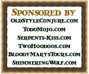 Traditional Folk Magic Festival Sponsors